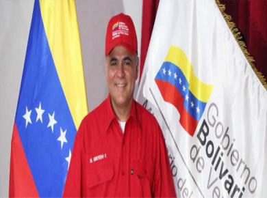 Ministro Manuel Quevedo